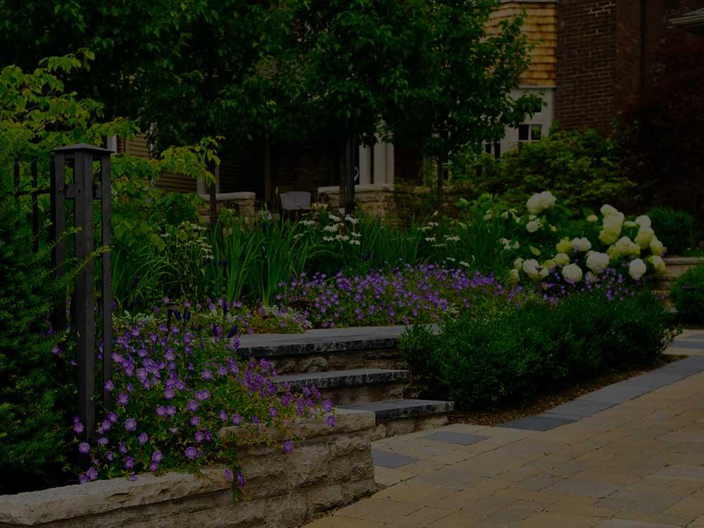 Nutley Commercial Garden Design