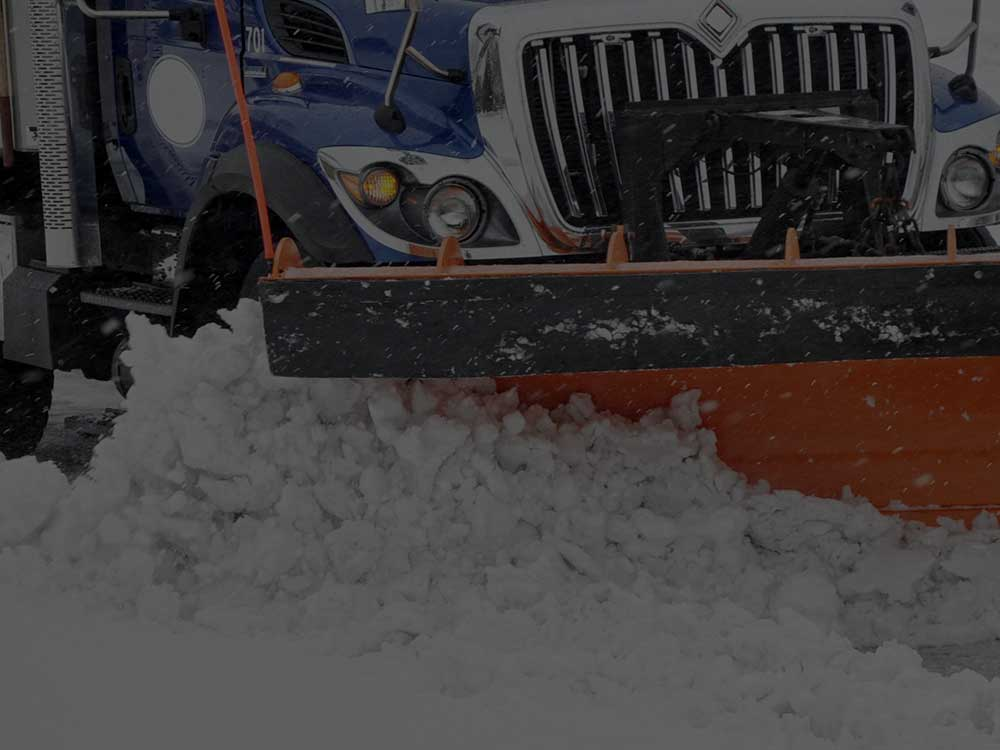 Nutley Commercial Snow Removal