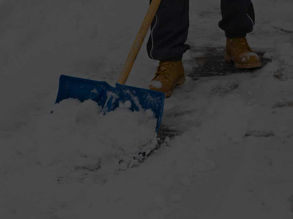 Glenridge Residential Snow Removal