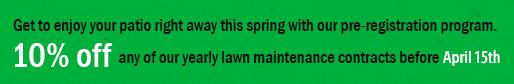 Lawn Promo